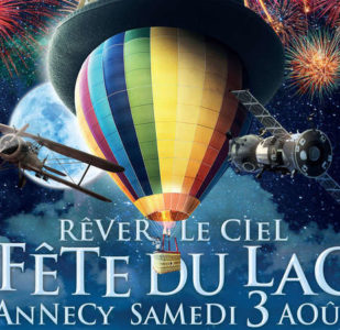 Fête du lac d'Annecy : les navettes retour