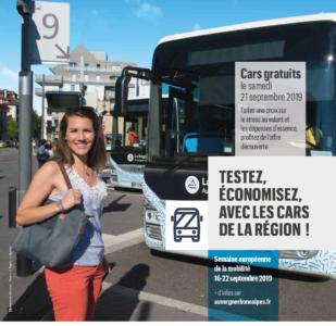 LIHSA : Journée Transports Gratuits - 21 septembre